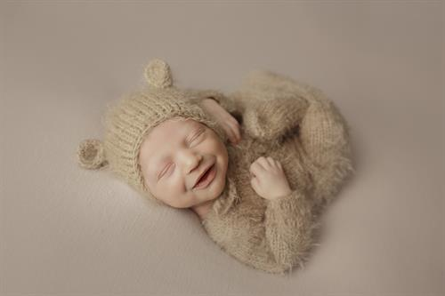 Studio Newborn Sessions