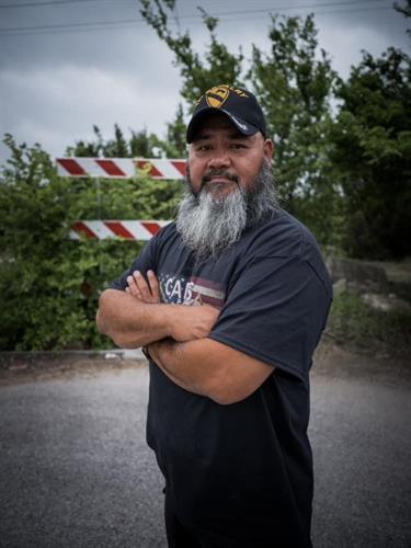 """Craig """"Flo"""" Flores (Craftsman, Lead Safety Coordinator)"""