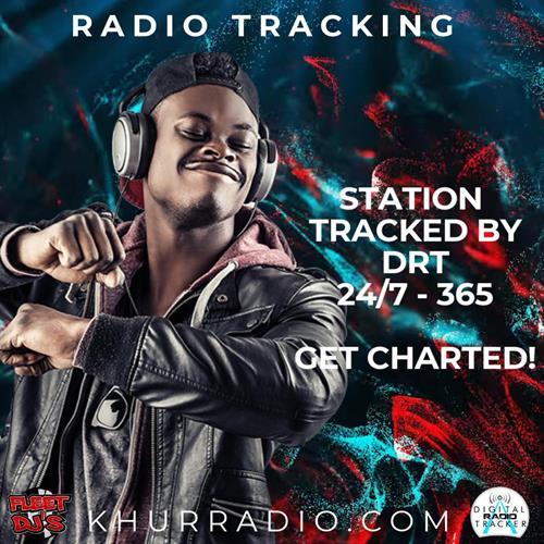 KHUR Radio Is Tracked By DRT (Digital Radio Tracker)