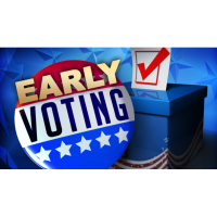 News Release: Early Voting