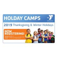 Armed Services YMCA Now Registering Holiday Camps 10/18/2019