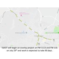 TxDOT Press Release