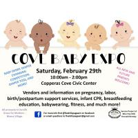 News Release: Cove Baby Expo 12/31/2019