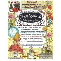News Release: 4th Annual Mommy/Daddy & Me Sweetheart Tea 12/31/2019