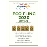 News Release: Keep Copperas Cove Beautiful – Spring Eco Fling 2/12/2020