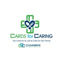 Cards of Caring-You Care For Us, Let Us Care For Your Family - Help us provide gift cards for our healthcare workers on the front lines of this epidemic so that they can provide restaurant meals for their families. Donate  today $25, $50 or $100.