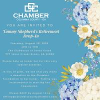Tammy Shepherd's Retirement Drop-In