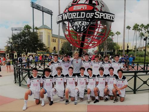 00 Boys headed to USYS Regionals in Baton Rouge