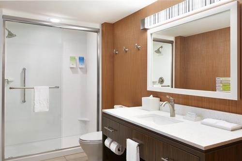 Our clean, modern design is popular with all guests.