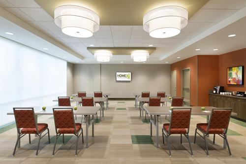 The Magnolia Meeting Room is great for small to medium corporate and social events.