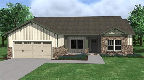 The Berman plan is 1905 Ht. Sq. ft located at 2132 Grove Landing Way and is priced at $197,500.00