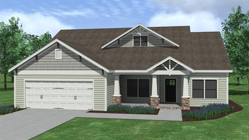 The Kemper Plan is 2194 ht. sq. ft. and is at 2134 Grove Landing Way and is priced at $213,500.00