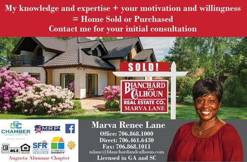 Lets Work Together To Sell or Purchase Your Home
