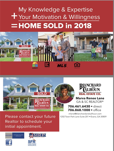 Let's Sell Or Purchase Your Home In 2018