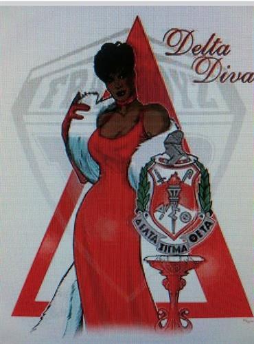 Distinguished Lady Of Delta Sigma Theta Sorority, Incorported