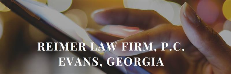Image result for reimer law firm logo augusta georgia