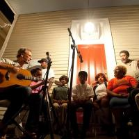 Music & Storytelling Circle with Larry Long
