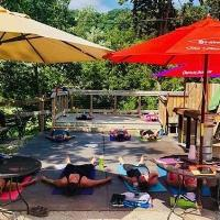 Summer Yoga Series