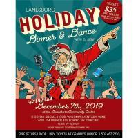 Lanesboro Holiday Dinner Dance