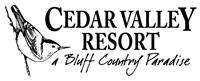 Cedar Valley Resort