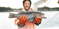 """Dinner on the Bluff: """"Climate Change and the Fish on Your Plate"""""""