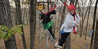 Trick-or-Treetops Halloween High Ropes