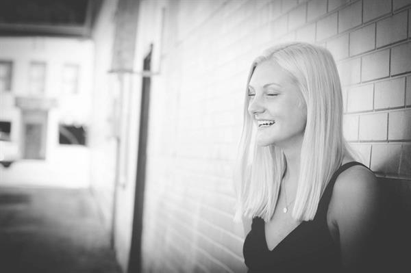 Senior Portraits | Black & White