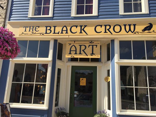 The Black Crow Gallery