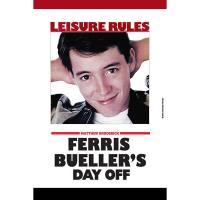 Cinema Under the Stars - Ferris Bueller's Day Off