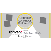 Cedarburg Chamber Cornhole Tournament presented by Link-IT-Up, Ogden Glazer + Schaefer and Turnhall Financial Group of Thrivent