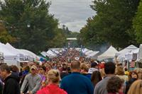 Strawberry Festival Crowd