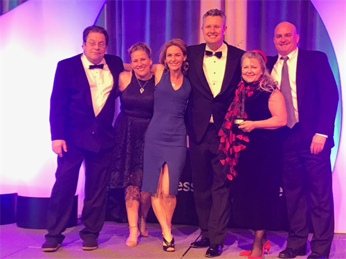 "Winners of ""Most Innovative Company"" at the 2019 North American Business Excellence Awards!"