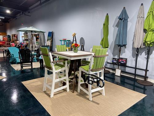 Visit Our Huge Indoor Showroom!