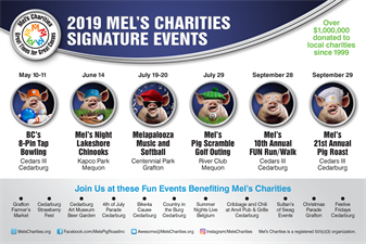 Mel's Charities, Inc.