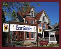 Cedarburg Art Museum and Beer Garden on Thursdays in the summertime, 2 doors a way