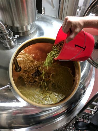 Adding Hops to the Boil