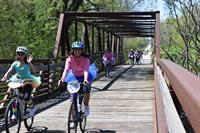 Cindyrella Classic - Annual Mother's Day ride to kick off the cycling season.