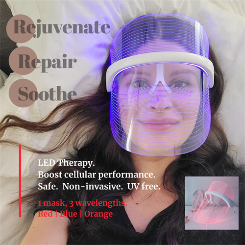 LED Therapy for home skin care