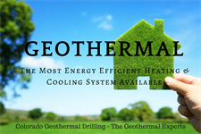Colorado Geothermal Drilling