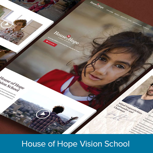 House of Hope Vision School