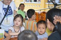 Downs Syndrome Program in Hue City.