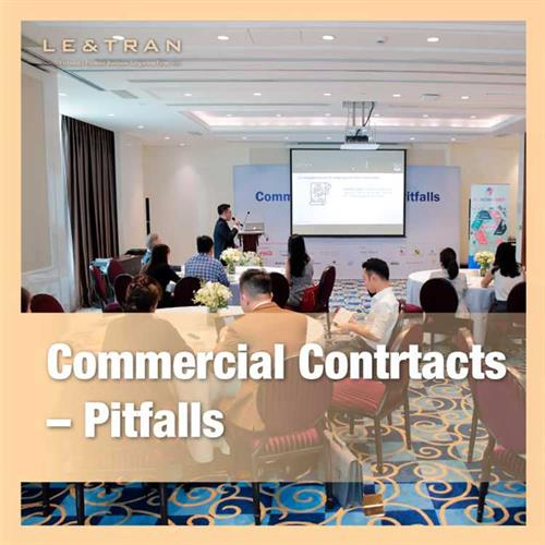 Commercial Contracts-Pitfalls