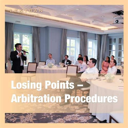 Losing Point Arbitration Procedures