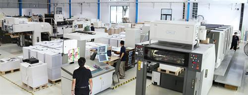 High Technology Offset Printing