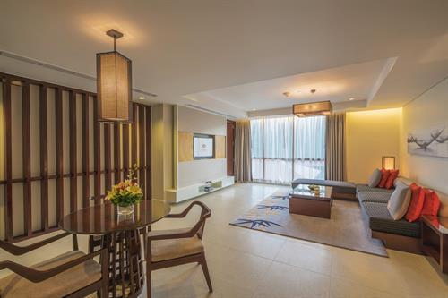 Angsana Lang Cô_Seaview One Bedroom suite_Living room