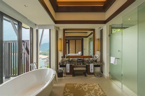 Banyan Tree Lang Cô_Hill Pool Villa