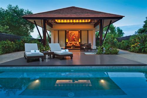 Banyan Tree Lang Cô_Lagoon Pool villa