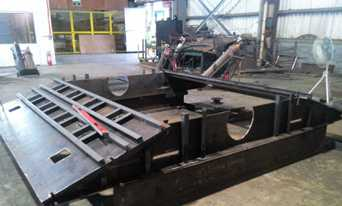 Pipe Clamp Matress Form