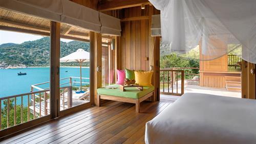 Hill Top Pool Villa - Bedroom