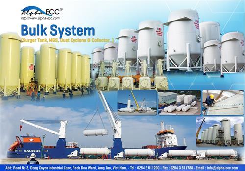 Sample bulk system